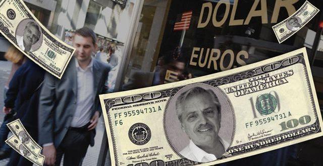 Consultoras alertan por dólar promedio $100 a diciembre frente a un eventual triunfo Alberto Fernández