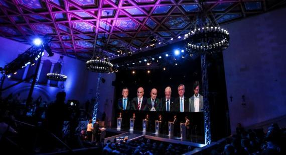 Segundo Debate Presidencial EN VIVO