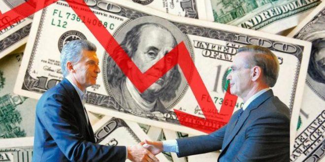 """Macri: """"Si la elección la ganábamos nosotros, el dólar seguía a $45"""""""