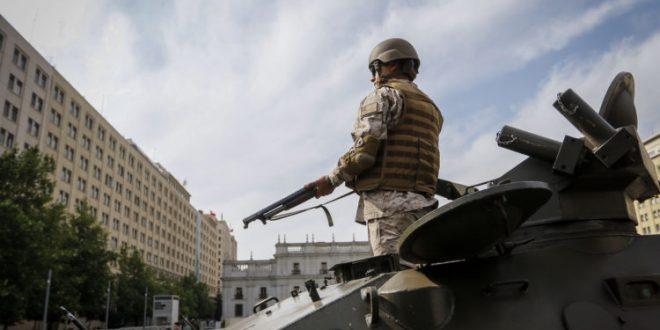 Chile: Se levantó el toque de queda en Santiago y Valparaíso