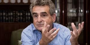 """Agustín Rossi: """"Máximo Kirchner va a ser un excelente presidente de bloque""""."""