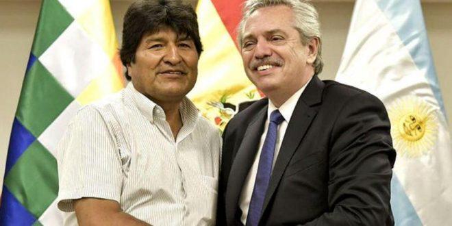 Alberto Fernández está en tratativas para que Evo Morales viva en la Argentina a partir del 11 de diciembre