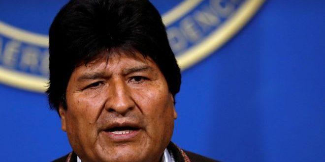 Bolivia: Renunció Evo Morales a la presidencia
