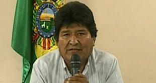 Video: Así renunció Evo Morales