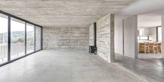 El pulido de los pisos de concreto para mantener las superficies como el primer día