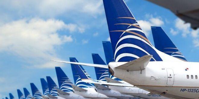 Copa Airlines anunció el cierre temporal de sus operaciones