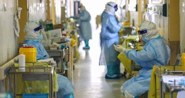 Coronavirus España : nuevo récord 832 muertes en 24 horas