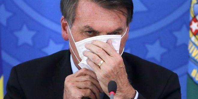 Coronavirus Brasil : Se espera el colapso del sistema de salud para Abril