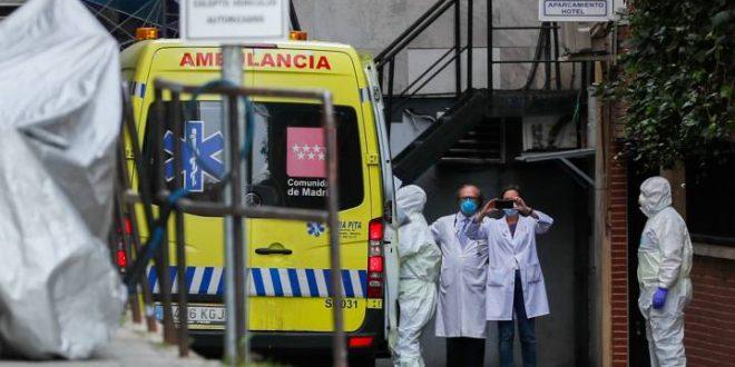 Coronavirus en España: 324 nuevas muertes en un solo día