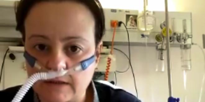 Video ,el deseperado relato de una italiana infectada