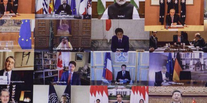 El G20 acuerda inyectar u$s5 billones para reactivar la economía