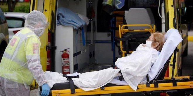 España ya supera a China con 3434 muertos por Coronavirus