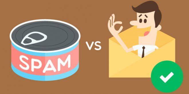 ¡No seas spam! 5 Errores que debes evitar para que tus mensajes no acaben entre el correo basura