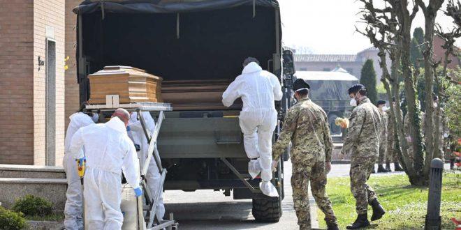 Coronavirus Italia : 683 muertos en las últimas 24 horas