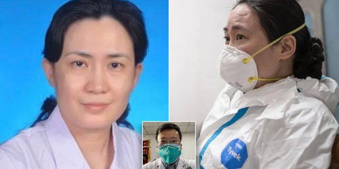 Desapareció la primera médica que alertó sobre el Covid-19 en China
