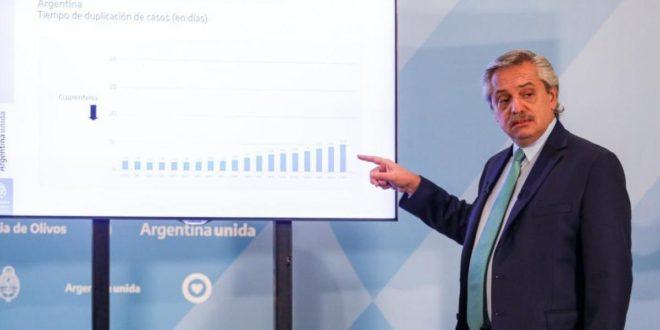 Video: Cuarentena hasta el 10 de mayo,mira el Anuncio del presidente Alberto Fernández