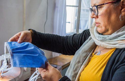 ¿Cómo se limpia de manera segura un tapabocas?