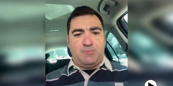 El video viral de un español que se queja de los impuestos¿Con qué coño doy de comer yo a mi familia