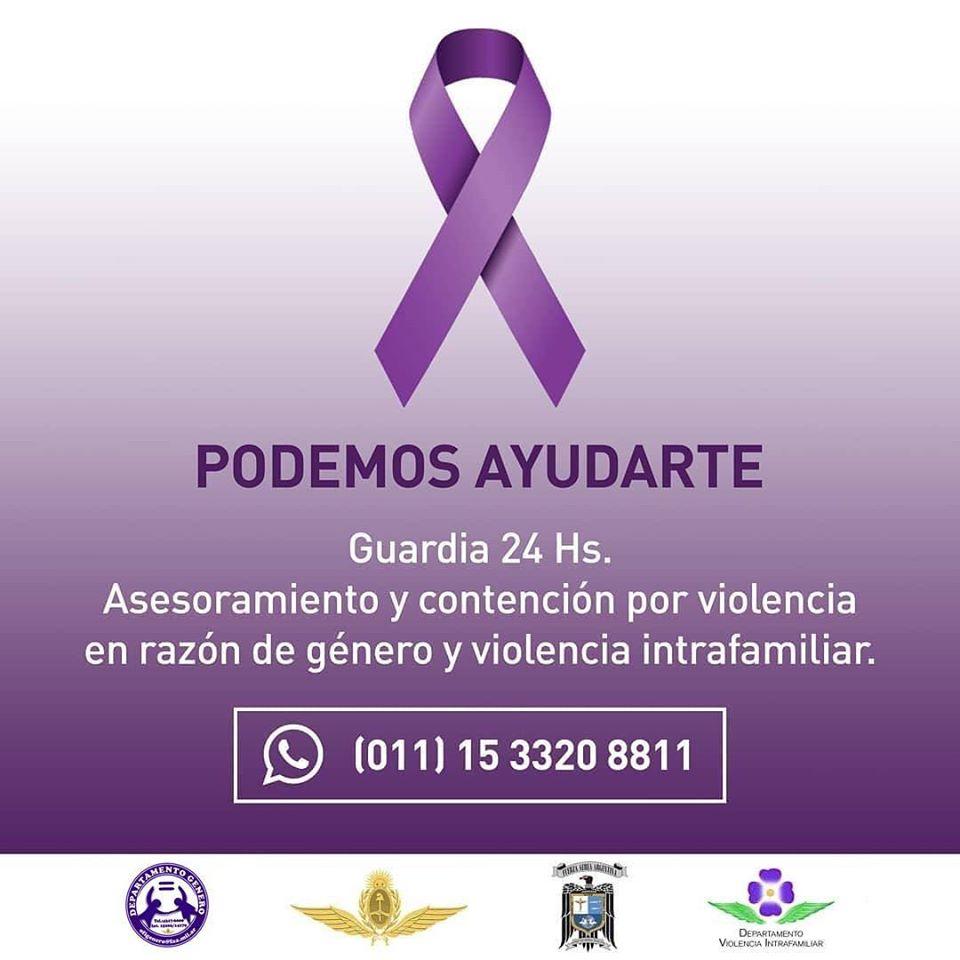 VIOLENCIA DE GÉNERO Y VIOLENCIA INTRAFAMILIAR Nuevos canales de comunicación