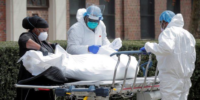 Ya murieron mas de 100 mil personas por coronavirus en todo el mundo