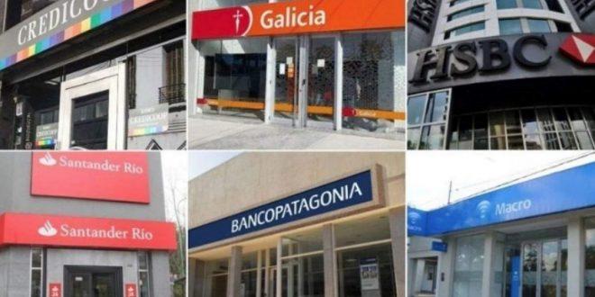 Como funcionarán los bancos del 13 al 17 de Abril