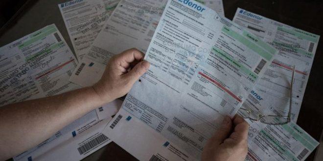 dejar de pagar los servicios de gas, luz, agua, teléfono e Internet
