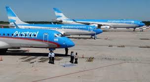 Fusionarán Aerolíneas Argentinas y Austral