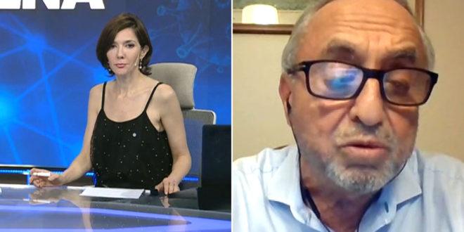 "Cristina Pérez al médico Cahn: ""Si no se mueren de coronavirus se van a morir de otra cosa"""