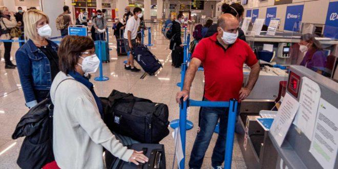 España pone fin a cuarentena para viajeros a partir del 1 de julio