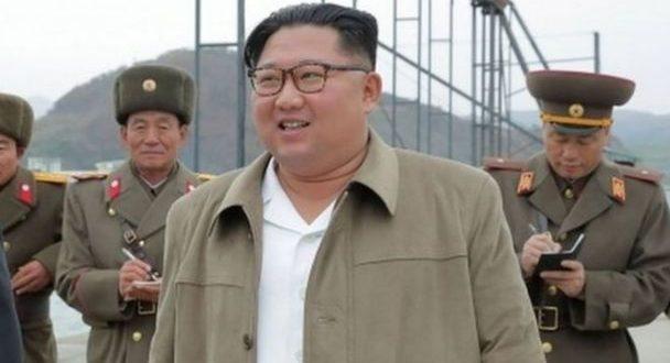 Kim Jong-un apareció en público en Corea del Norte