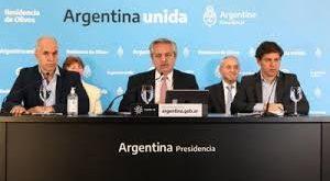 Los errores y datos falsos en la presentación de Alberto Fernández