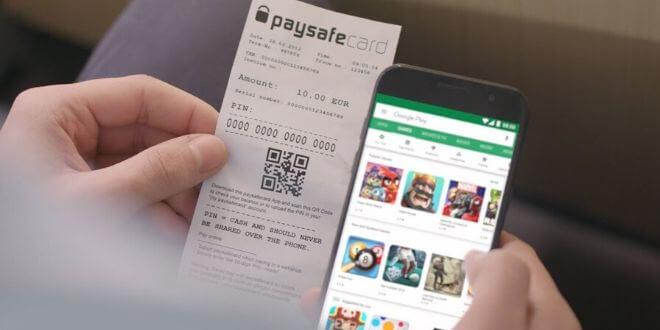 Paysafecard y sus pretensiones de hacerse con todo el comercio online