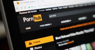 El portal de contenidos eróticos Pornhub se mantiene imbatible