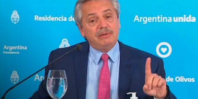 Alberto Fernández ya decidió flexibilizar la cuarentena pese a la suba de contagios de los últimos días