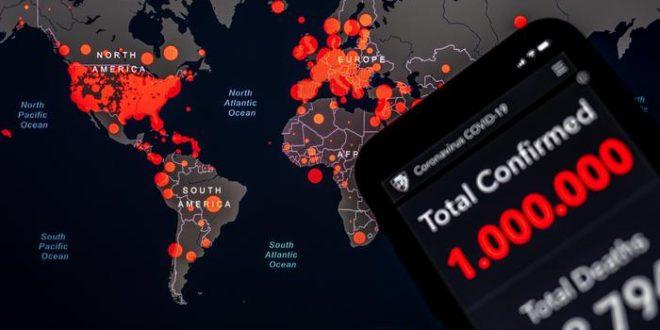 Coronavirus en el Mundo: 16.189.500 infectados y 647.700 muertos