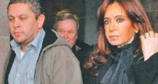 Desapareció el ex secretario privado de la vicepresidenta de la Nación, Cristina Kirchner
