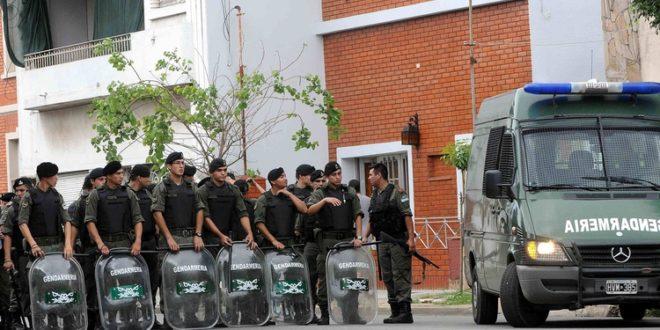 Fuerzas federales desembarcan en el Conurbano ante la ola inseguridad