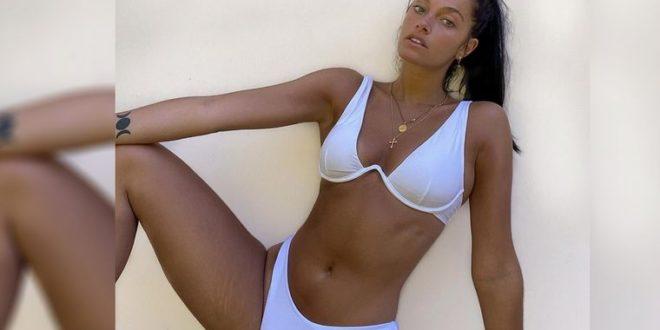 Oriana Sabatini mostró su cuerpo