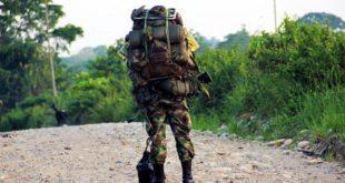 El crudo relato de un soldado colombiano que denuncia haber sido violado en un batallón de la Fuerza Aérea