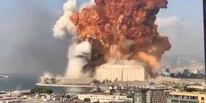 Qué es el nitrato de amonio que explotó en Beirut
