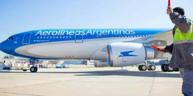 Los vuelos de Aerolíneas Argentinas abren sus rutas en Octubre.