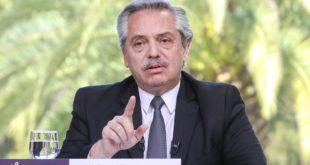 Alberto Fernández desalentó la marcha convocada por Grabois