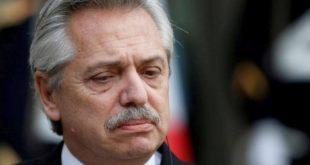 Por primera vez desde su llegada a la presidencia, la imagen negativa de Alberto Fernández se iguala a la positiva
