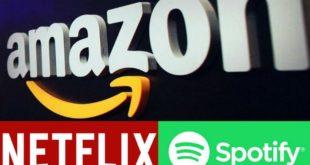 Netflix, Spotify y Amazon también se deducirán del cupo de dólar ahorro