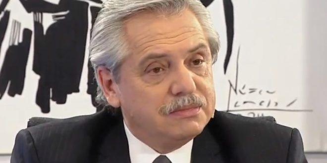 """Alberto Fernández: """"No confundamos a la gente, no hay cuarentena"""""""