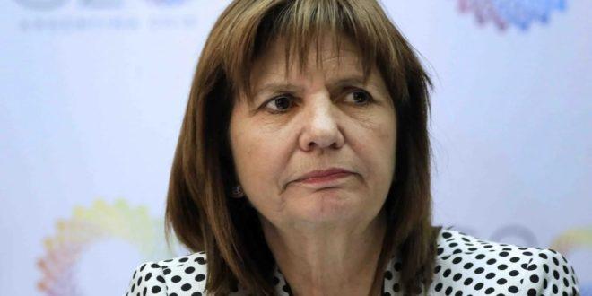 Patricia Bullrich positivo de coronavirus