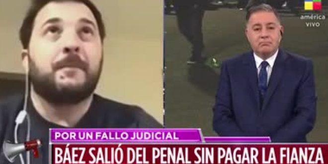 "Diego Brancatelli: ""Yo estaría en Pilar bancando a Lázaro Báez"""