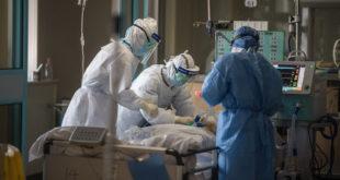Argentina ya es el quinto país con más casos graves de Covid-19 del mundo