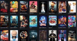 Una plataforma que reune las mejores páginas desde donde descargar películas