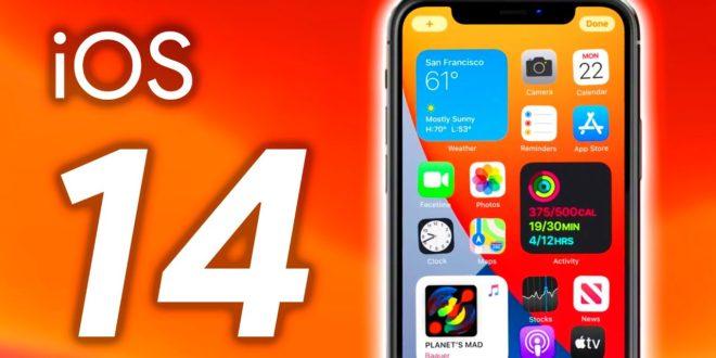 La nuevas funciones y mejoras del nuevo sistema operativo de los iPhone iOS 14